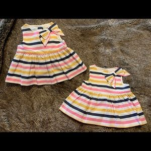 Janie & Jack 2T SET OF 2/TWIN LOT